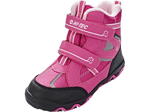 Hi-Tec Blizzard WP Zapatillas Niñas, pink